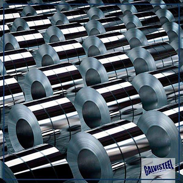 Bobina de aço galvanizado preço