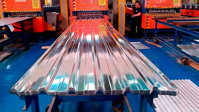 Fábrica de Telha de Aço